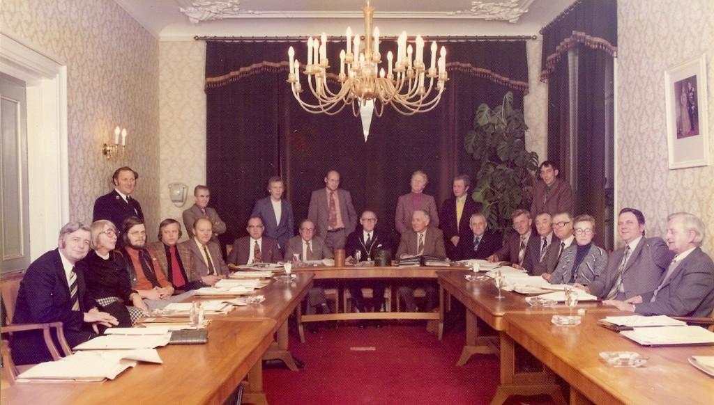 1974-78Gemeenteraad Ach groot